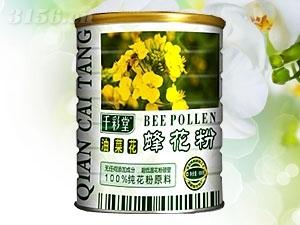 千彩堂天然破壁油菜蜂花粉( 前列腺增生 紊亂)