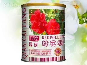 千彩堂天然破壁茶花粉