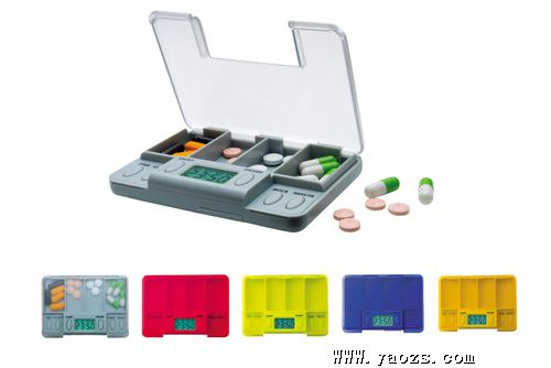 服藥提醒器電子藥盒