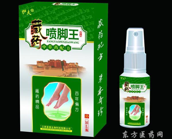 江西 科技 儿童/喷脚王中草药配方