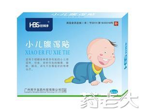 小兒腹瀉貼 4貼