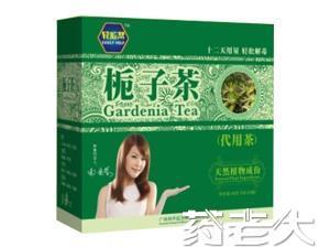 轻松帮栀子茶(袋泡茶)