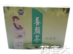 轻松帮养颜茶(袋泡茶)