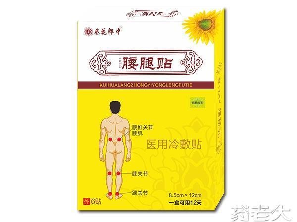 腰腿贴/贴剂/骨科/风湿/外用/