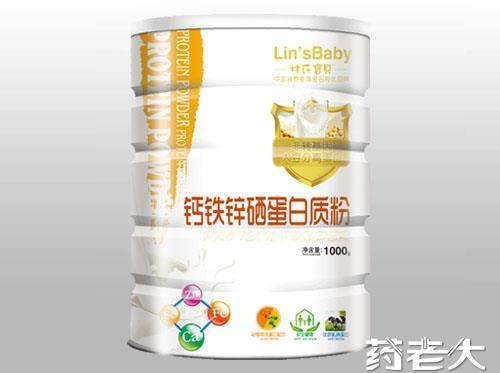 鈣鐵鋅硒蛋白質粉