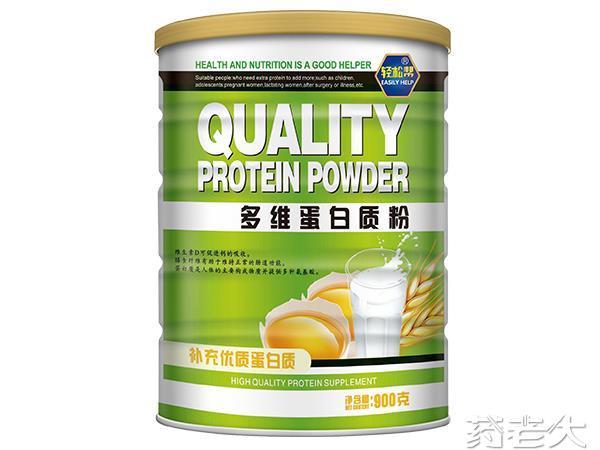 轻松帮多维蛋白质粉