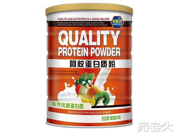 阿膠大棗蛋白質粉